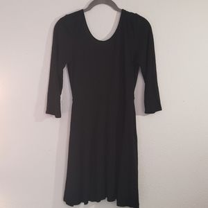 Express little black dress size small